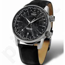 Vyriškas laikrodis Vostok Europe GAZ-14 Limousine World Timer 2426-5605239