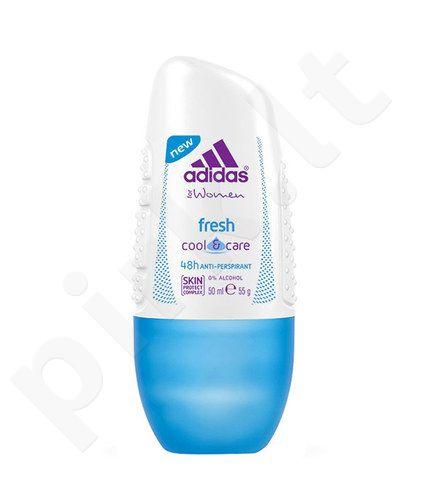 Adidas Fresh, dezodorantas moterims, 50ml