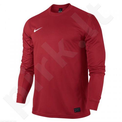 Marškinėliai futbolui Nike Park V LS Junior 448256-657