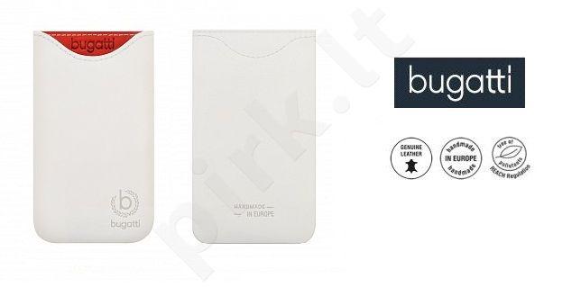 SKINNY universalus dėklas XL Bugatti baltas