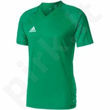 Marškinėliai futbolui Adidas Tiro 17 M BQ2803