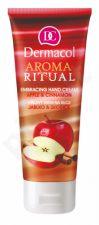 Dermacol Aroma Ritual, Apple & Cinnamon, rankų kremas moterims, 100ml