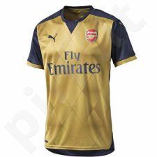 Marškinėliai futbolui Puma AFC Arsenal Footbal Club Alternate Replica Shirt M 74756808