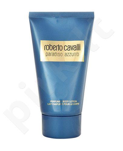 Roberto Cavalli Paradiso Azzurro, kūno losjonas moterims, 150ml