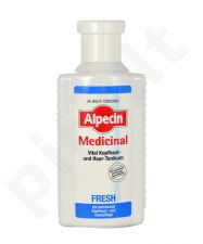 Alpecin Medicinal Fresh Scalp And Hair Tonic, kosmetika moterims ir vyrams, 200ml
