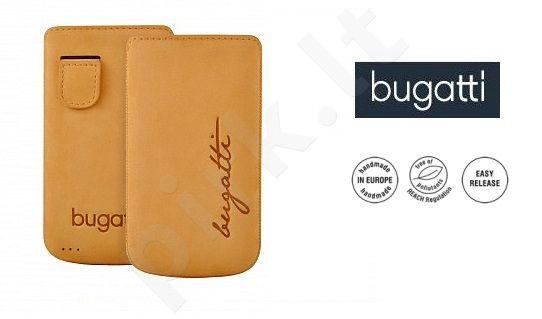 VELVETY universalus dėklas i4 Bugatti geltonas