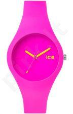 Laikrodis Ice  Neon Pink Small ICE-NPK-S-S-14
