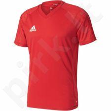 Marškinėliai futbolui Adidas Tiro 17 M BP8557