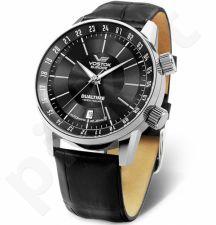 Vyriškas laikrodis VOSTOK EUROPE GAZ-14 LIMOUSINE DUALTIME 2426-5601059