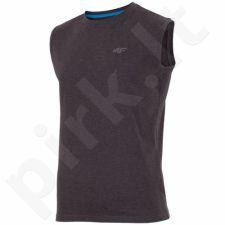 Marškinėliai 4f M H4L18-TSM001 grafito