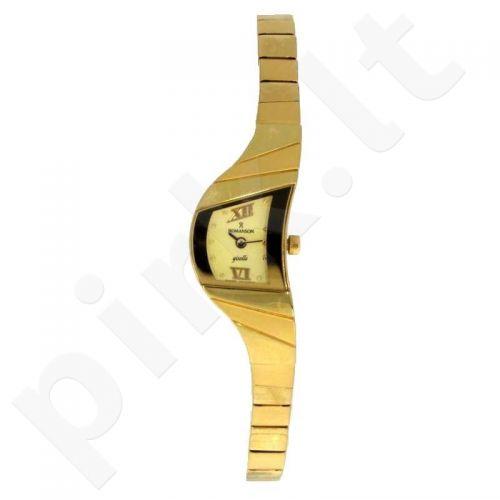 Moteriškas laikrodis Romanson RM3126 LG GD