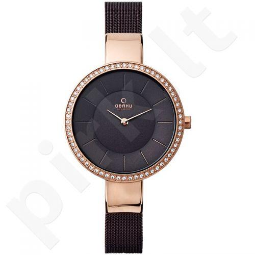 Moteriškas laikrodis OBAKU OB V179LEVNMN