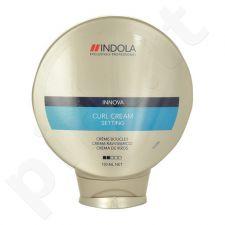 Indola Innova Curl kremas Setting, kosmetika moterims, 150ml