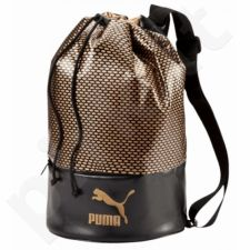 Kuprinė Puma Archive Bucket Bag Gold 07432901