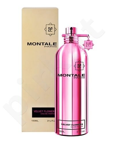 Montale Paris Velvet Flowers, kvapusis vanduo (EDP) moterims, 100 ml