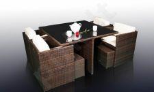 Pietų stalo komplektas DELIZIOZO