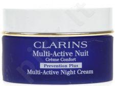 Clarins Multi Active naktinis kremas, kosmetika moterims, 50ml, (testeris)
