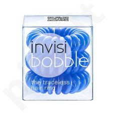 Invisibobble Hair Ring, kosmetika moterims, 3pcs, (Yellow)