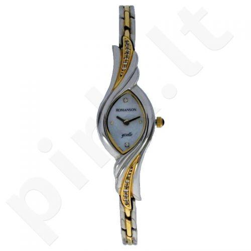 Moteriškas laikrodis Romanson RM5125 QL CWH