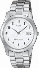 Laikrodis CASIO LTP-1128A-1A Classic. Data. wr30 **ORIGINAL BOX**