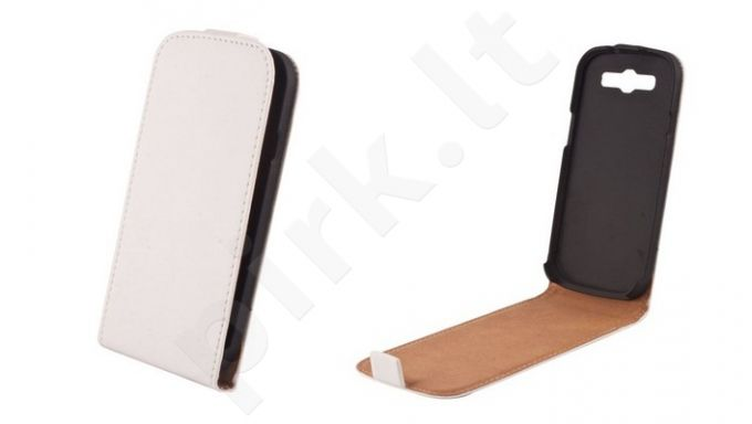LG G3 mini dėklas ELEGANCE Forever baltas
