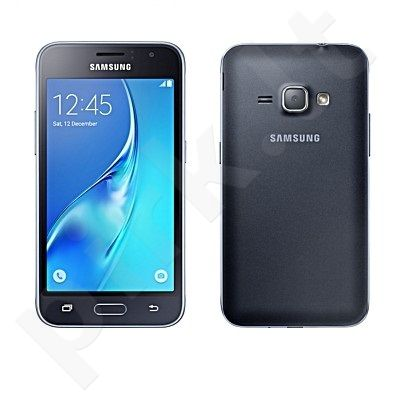 Telefonas Samsung Galaxy J1(2016) SS juodas