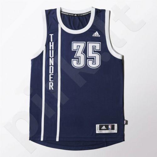 Marškinėliai krepšiniui Adidas Swingman Oklahoma City Thunder Kevin Durant 3 M A46191