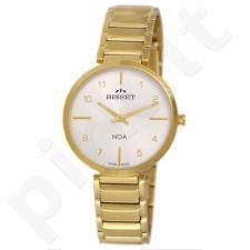 Moteriškas laikrodis BISSET Noa I BSBE76GMSX03BX