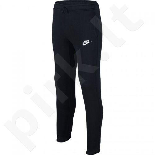 Sportinės kelnės Nike B NSW EL CF AA Junior 805494-010
