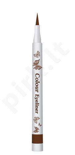 Dermacol Colour akių kontūrų priemonė, kosmetika moterims, 1g, (2 Coffee Brown)