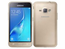 Telefonas Samsung Galaxy J1(2016) SS auksinis
