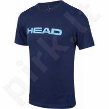 Marškinėliai tenisui Head Transition Ivan T-shirt M 811596-NVAQ