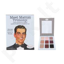 TheBalm Meet Matt(e) Trimony, Eyeshadow Palette, akių šešėliai moterims, 21,6g