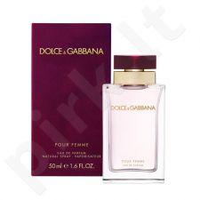 Dolce & Gabbana Pour Femme, kvapusis vanduo (EDP) moterims, 100 ml (Testeris)