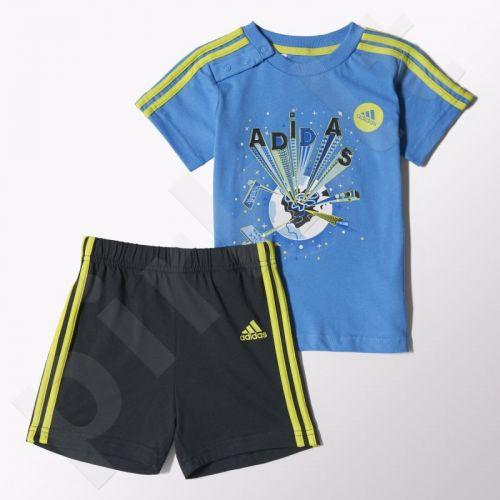 Komplektas Adidas Fun Summer Set Kids S21464