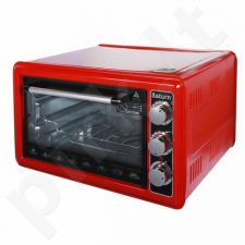 Elektrinė orkaitė SATURN ST-EC1075 Red