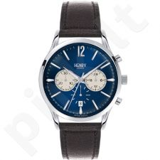 Henry London HL41-CS-0039 Knightsbridge vyriškas laikrodis-chronometras