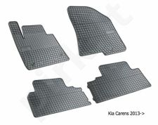 Guminiai  kilimėliai KIA Carens IV – 5s 2013-> /4pc, 0435