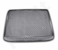 Guminis bagažinės kilimėlis CITROEN DS5 hb 2011->  black /N08027