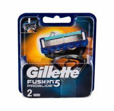 Gillette Fusion Proglide, skutimosi peiliukų galvutės vyrams, 2pc