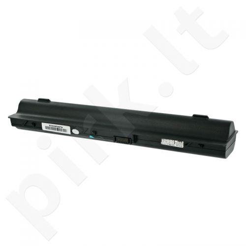 Whitenergy High Capacity baterija HP Compaq Pavilion DV9000 14.4V LiIon 6600mAh
