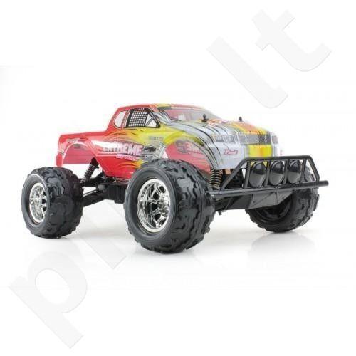Radio bangomis valdomas keturratis NQD Monster Truck 1:8