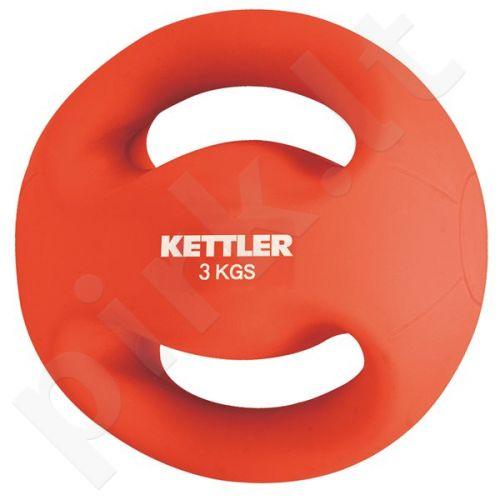 Svarstis FITNESS BALL 3kg red