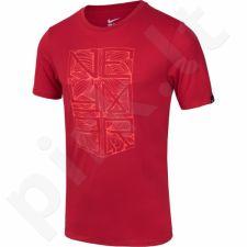 Marškinėliai Nike Neymar Logo Tee M 742504-657