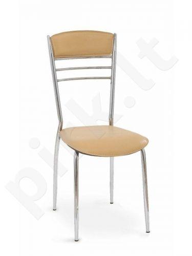 Kėdė K48, šviesiai rudos sp.