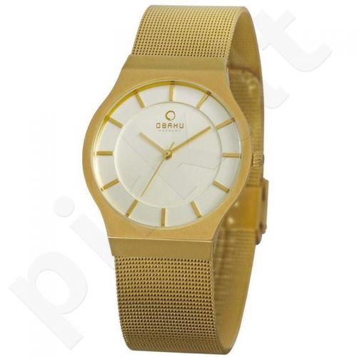 Vyriškas laikrodis OBAKU OB V123LGIMG