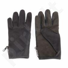 Pirštinės Meteor SoftShell juodas