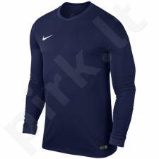 Marškinėliai futbolui Nike Park VI LS M 725884-410