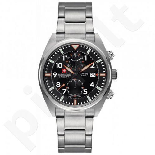 Vyriškas laikrodis Swiss Military Hanowa 6.5227.04.007