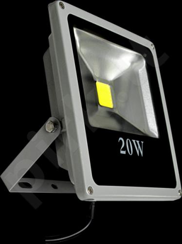 158-Prožektorius LED 20W